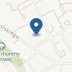 Przedszkole Miejskie nr 3, w Gubinie, ul. Wojska Polskiego 16 na mapie