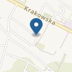 Gminne Przedszkole Publiczne w Kościelcu na mapie