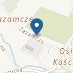 Przedszkole nr 2 w Dąbrowie Tarnowskiej na mapie