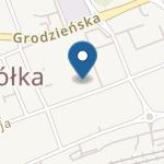 Przedszkole nr 4 w Sokółce na mapie