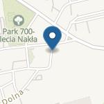 Niepubliczne Przedszkole Katolickie przy Parafii św. Wawrzyńca w Nakle nad Notecią na mapie