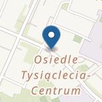 Przedszkole Specjalne w Radomsku na mapie