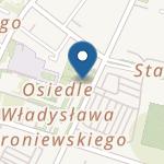 """Przedszkole nr 4 """"Słoneczko"""" w Łowiczu, ul. Gen. Władysława Sikorskiego 2 na mapie"""