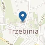 """Niepubliczne Przedszkole Artystyczno-Językowe """"Błękitna Laguna 2"""" na mapie"""