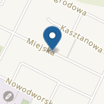 Samorządowe Przedszkole w Lipsku na mapie