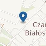 """Przedszkole """"Kraina Marzeń"""" w Czarnej Białostockiej na mapie"""