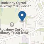 Publiczne Przedszkole nr 1 na mapie