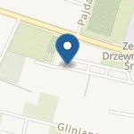 Publiczne Przedszkole nr 1 im. Jana Brzechwy w Radomsku na mapie
