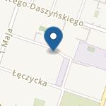 Miejskie Przedszkole nr 3 w Aleksandrowie Łódzkim na mapie