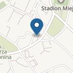 Miejskie Przedszkole Publiczne nr 5 im. Jana Brzechwy w Bolesławcu na mapie