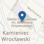 """""""Happy Kids"""" Przedszkole Niepubliczne nr 1 w Kamieńcu Wrocławskim na mapie"""