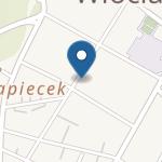 Przedszkole Akademickie przy Państwowej Uczelni Zawodowej we Włocawku na mapie
