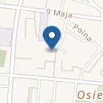 Przedszkole Publiczne nr 1 w Łasku na mapie