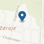 Przedszkole Publiczne nr 4 w Ozimku na mapie