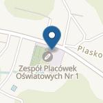 """Niepubliczne Przedszkole """"Mały Żaczek"""" Akademickiego Centrum Kształcenia przy Puz im. Ignacego Mościckiego na mapie"""