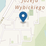 """Przedszkole z Oddziałami Integracyjnymi """"Akademia Przedszkolaka"""" w Kartuzach na mapie"""