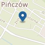 Przedszkole nr 2 w Pińczowie na mapie