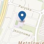 Niepubliczne Przedszkole z Oddziałami Integracyjnymi w Skarżysku-Kamiennej na mapie