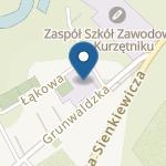 Przedszkole w Zespole Szkół im. Władysława Jagiełły w Kurzętniku na mapie