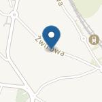 """Prywatne Przedszkole """"Akademia Maluchów"""" nr 2 w Grodzisku Wielkopolskim na mapie"""