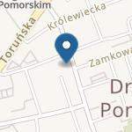 Przedszkole w Drawsku Pomorskim na mapie
