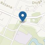 """Niepubliczne Przedszkole """"Europejska Akademia Dziecka"""" na mapie"""