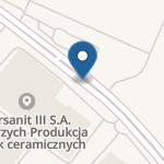 """Niepubliczne Przedszkole Językowe """"Chatka Małolatka Ii"""" w Wałbrzychu na mapie"""