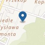 Przedszkole w Parku na mapie
