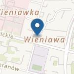 """""""Akwarelki"""" Prywatne Przedszkole Językowo-Artystyczne na mapie"""