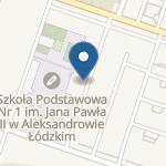 """Przedszkole Publiczne """"Ala"""" na mapie"""