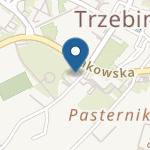Przedszkole Samorządowe nr 2 w Trzebini na mapie