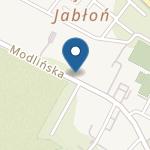 """Niepubliczne Przedszkole """"Bajkowy Dom"""" na mapie"""