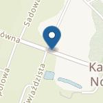 Publiczne Przedszkole w Kazuniu Nowym na mapie