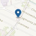 Niepubliczne Przedszkola Ciuchcia Puch Puch Agata Wawer na mapie