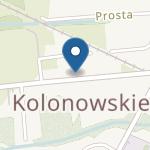 Przedszkole Publiczne nr 1 w Kolonowskiem na mapie