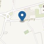 """Niepubliczne Przedszkole """"Miś"""" w Słupsku na mapie"""