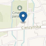 """Europejskie Przedszkole """"Figlarz"""" na mapie"""
