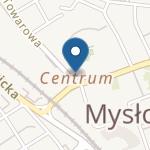 """Przedszkole Niepubliczne """"Motylek"""" z Oddziałem Integracyjnym w Mysłowicach na mapie"""