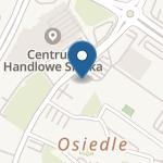"""Niepubliczne Przedszkole """"Akademia Radosnego Malucha"""" na mapie"""