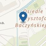 Przedszkole Językowe Jaś i Małgosia na mapie