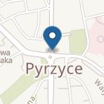 Niepubliczne Przedszkole z Oddziałami Integracyjnymi Promyczek w Pyrzycach na mapie