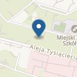 Prywatne Przedszkole Smerfiki w Bolesławcu na mapie