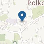 """Przedszkole Niepubliczne """"Galileo - Przestrzeń Kreatywnych Maluchów"""" w Polkowicach na mapie"""