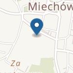 """Niepubliczne Przedszkole """"Minilandia"""" w Miechowie na mapie"""