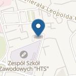 Lokomotywa - Niepubliczne Przedszkole nr 2 w Krakowie na mapie