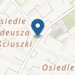 """Niepubliczne Przedszkole """"Pod Arkadami"""" w Jaworznie na mapie"""