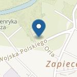 """Katolickie Publiczne Przedszkole """"Pod Aniołem Stróżem"""" we Włocławku na mapie"""