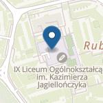 """Niepubliczne Przedszkole """"Mikołajek"""" na mapie"""