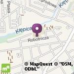 """Niepubliczne Przedszkole """"Pluszowy Miś"""" w Kaliszu na mapie"""