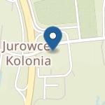 """Punkt Przedszkolny """"Bajkowy Dom"""" w Jurowcach na mapie"""